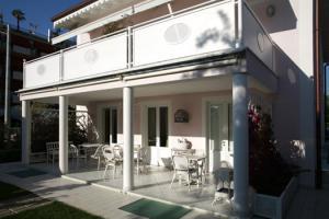 Villa Amelia Veranda