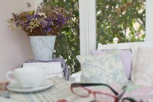 Relax dei colori a Villa Amelia B&B