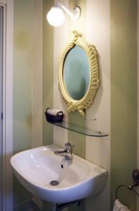 Villa Amelia Stanza Verde Toilette