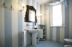 Villa Amelia Stanza Celeste Toilette