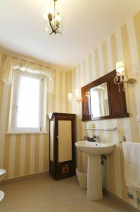 Villa Amelia Suite Toilette