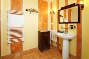 Villa Amelia Stanza Gialla Toilette